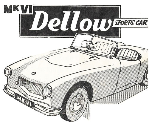 Dellow Mark VI Sports car