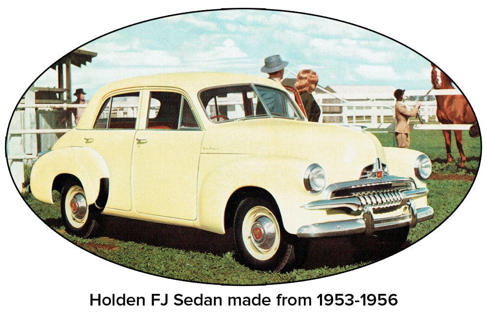 Holden FJ Sedan