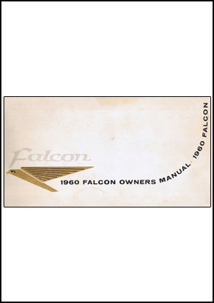 Ford Falcon 1960 Owners Manual - FREE