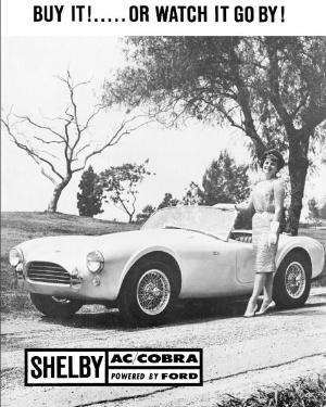 AC Cobra 260 Sales Literature - FREE