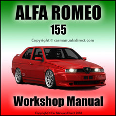 ALFA ROMEO 155 Workshop Manual - FREE