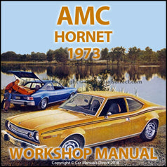 AMC Hornet 1973 Workshop Manual