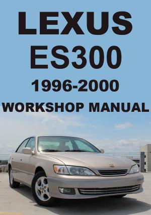 LEXUS ES300 1996-2000 Workshop Manual
