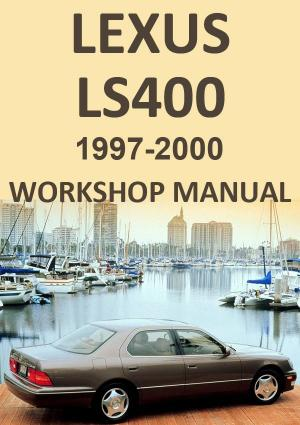 LEXUS LS400 1997-2000 Workshop Manual
