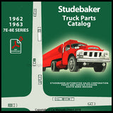 STUDEBAKER 7E and 8E Series Truck 1962-1963 Spare Parts Catalog | carmanualsdirect