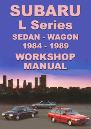 SUBARU L Series 1984-1989 Workshop Manual