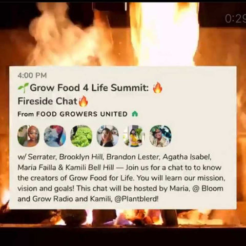 Food Growers United on Clubhouse