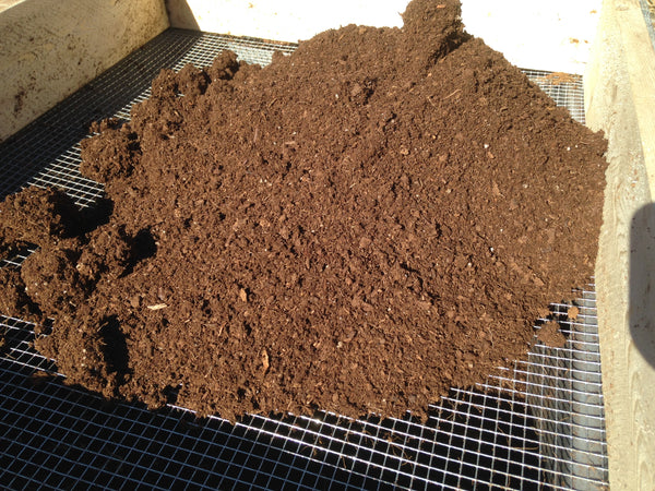 Screening Potting Soil