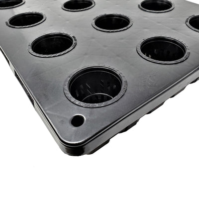 1020 Net Pot Tray - 18 Holes