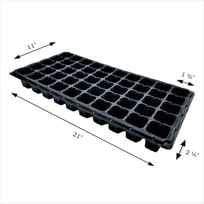 50 Cell Seed Planting Trays