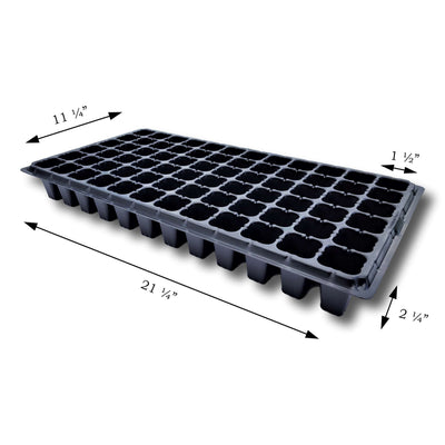 Seed Starting Trays 72 Cell