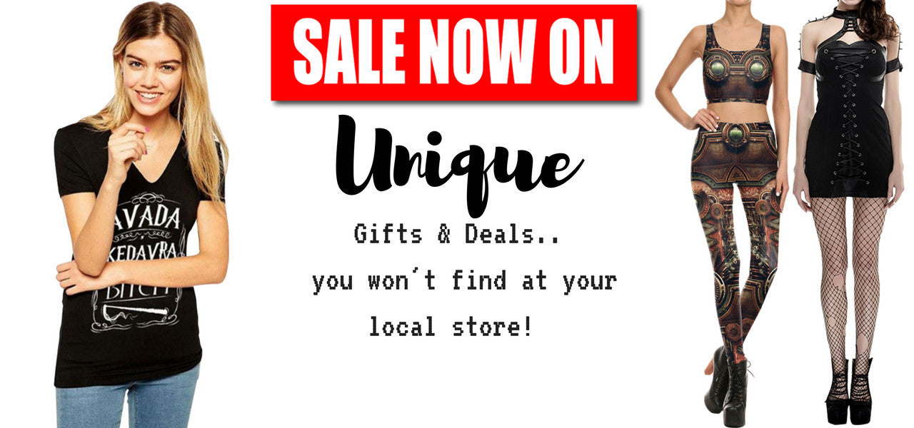 Looking for Epic Deals & Unique Gifts? We've got you covered. You won't find out product's in your local store!