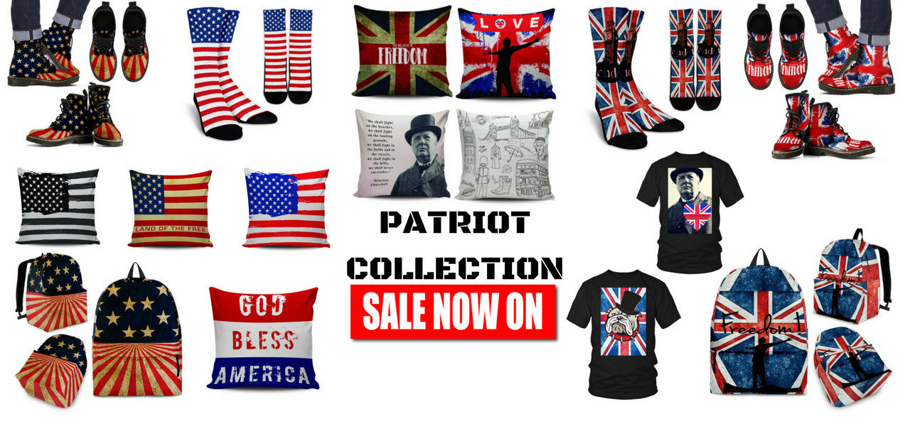 New Patriot Collection and Gifts.
