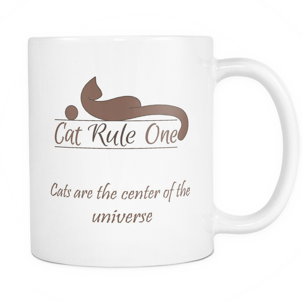 Cat Rule One - Rule 1