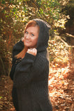 Hooded Cardigan Plus - Rustic Wishes Boutique