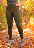 Leggings One Size - Rustic Wishes Boutique