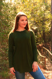 Lisa Long Sleeve - Rustic Wishes Boutique
