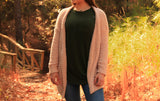 Knit Sweater Cardigan - Rustic Wishes Boutique