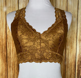 Racerback Lace Bralette - Rustic Wishes Boutique