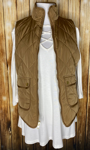 Reversible Vest - Rustic Wishes Boutique