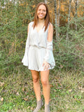 Rachel Romper - Rustic Wishes Boutique