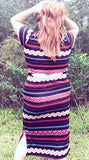Sweater Maxi Dress - Rustic Wishes Boutique