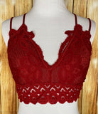 Lace Bralette - Rustic Wishes Boutique