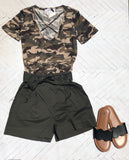 Stella Shorts - Rustic Wishes Boutique