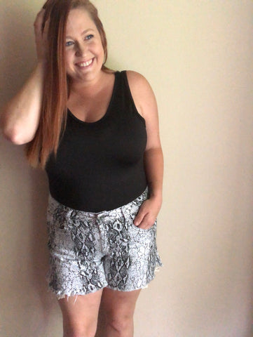 Britt Shorts - Rustic Wishes Boutique