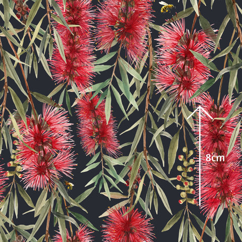 WHOLESALE - BOTTLE BRUSH DARK NAVY