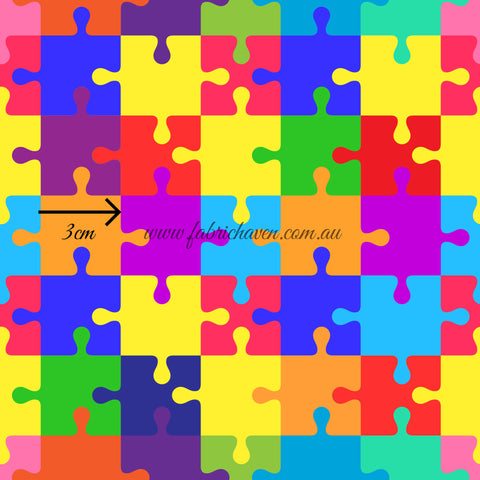 RETAIL - PUZZLES WOVEN ONLY