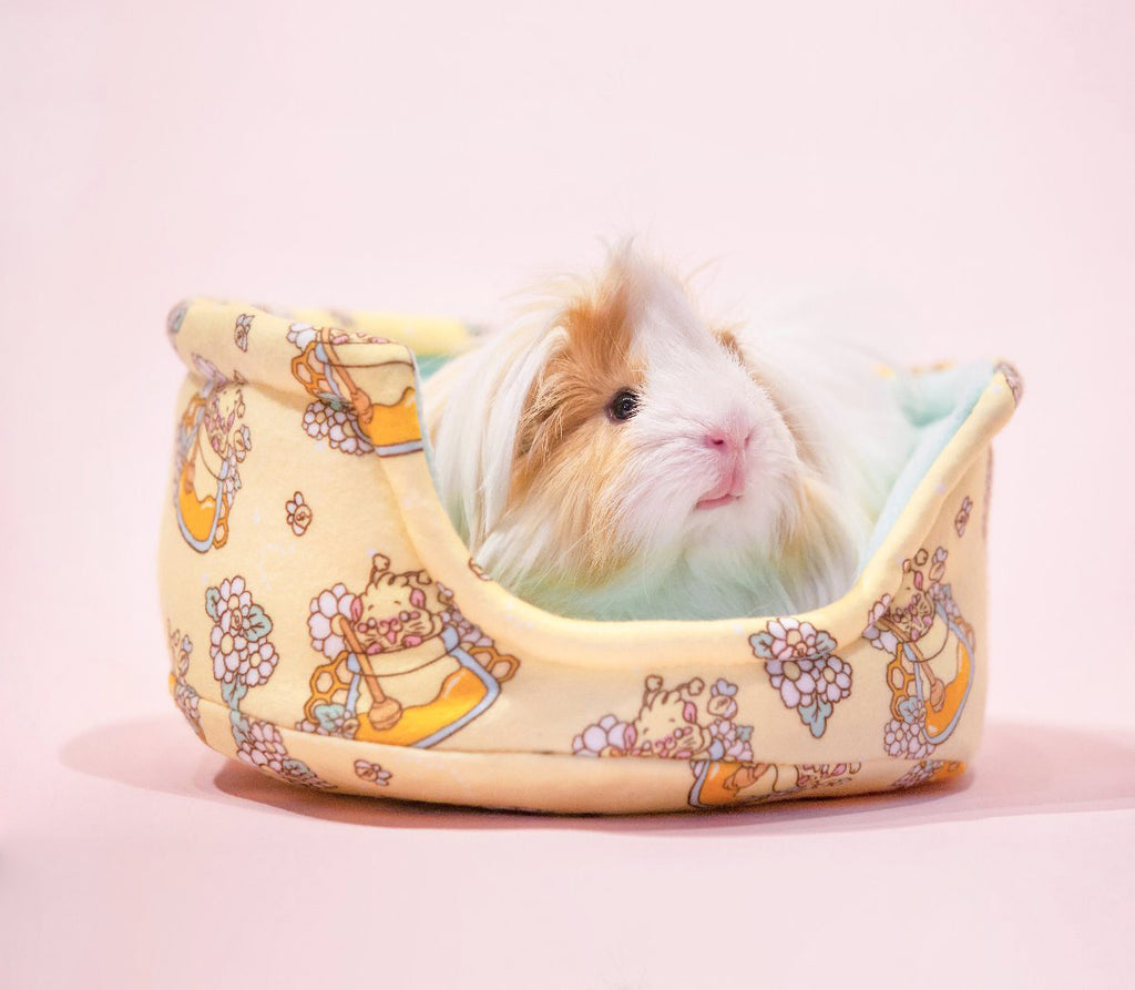 Honey Bee cuddle cup Guinea Pig Bed