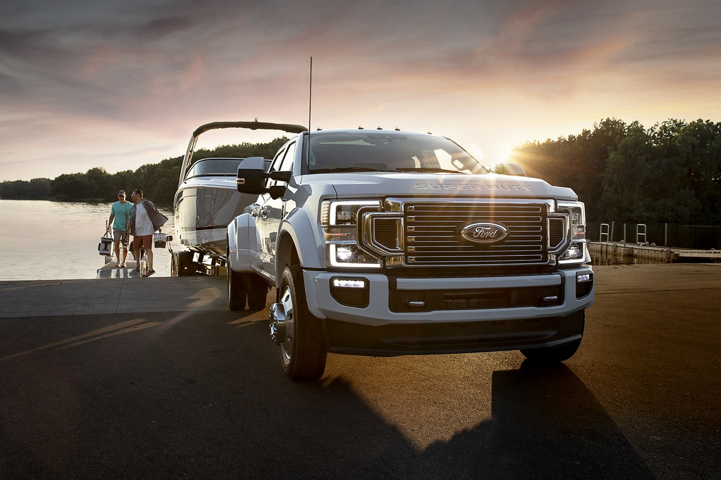 2020 Ford Super Duty 6.7L Engine Specs