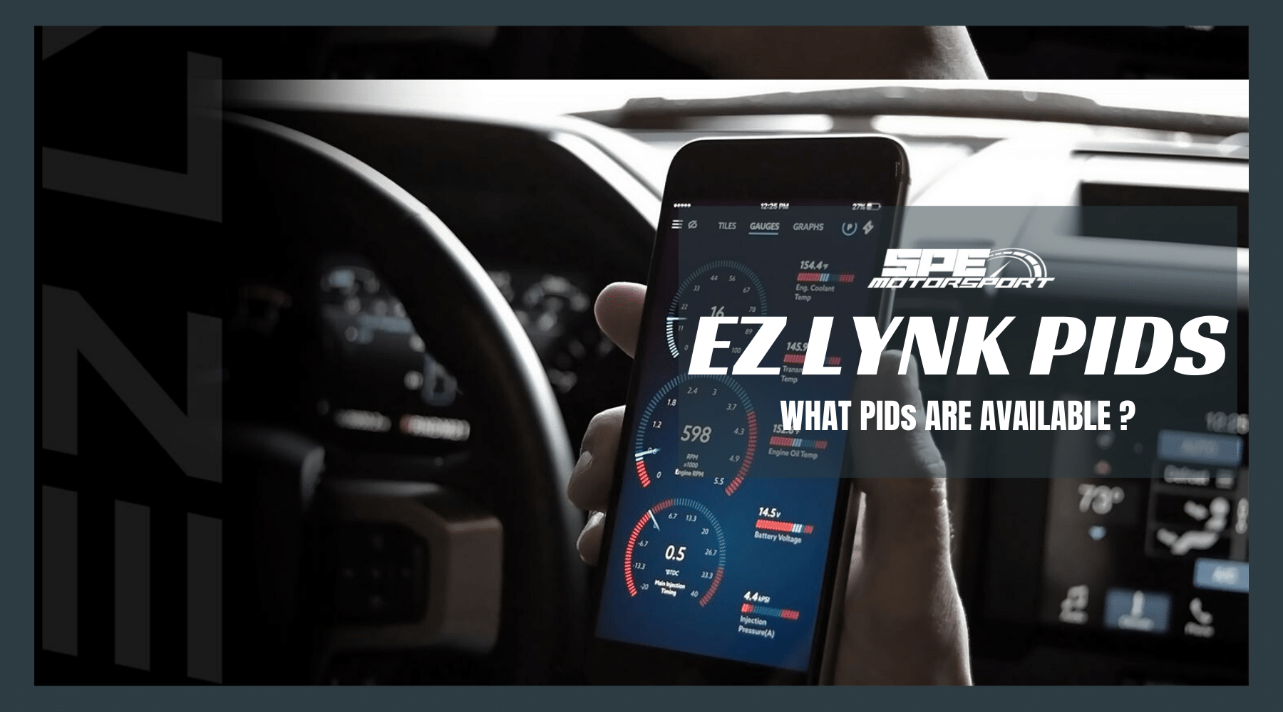 EZ Lynk PIDs blog cover photo
