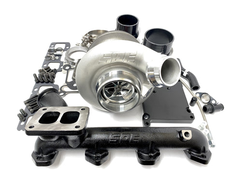 spe emperor turbo kit