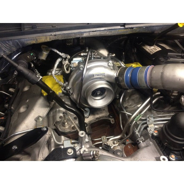 Ford Powerstroke For Sale >> SPE VGT TURBO UPGRADE/RETRO FIT KIT FOR THE 11-14 6.7L POWERSTROKE - Snyder Performance Engineering