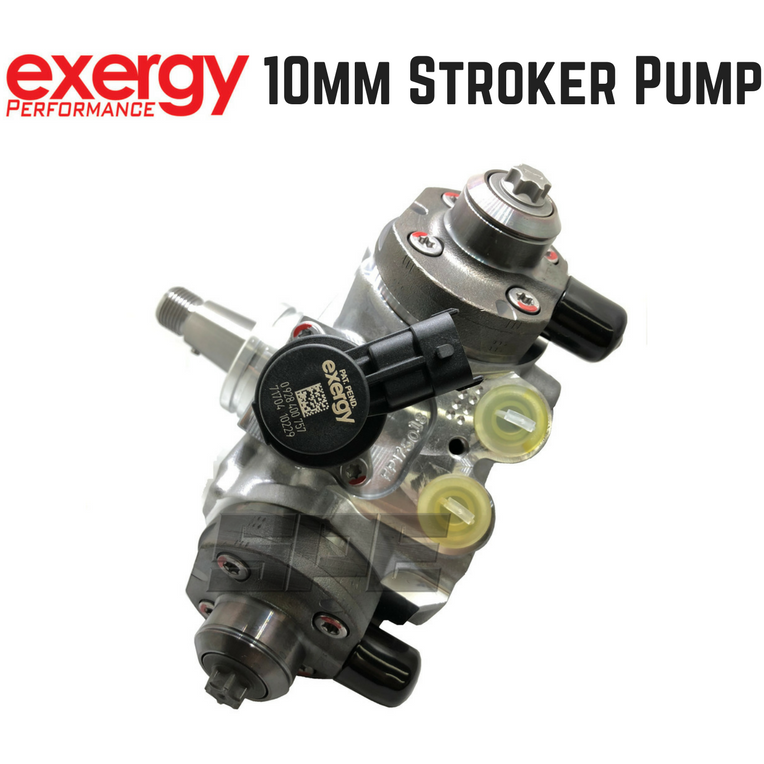 Exergy 10mm Stroker Scorpion CP4.2 Pump (Scorpion Based)