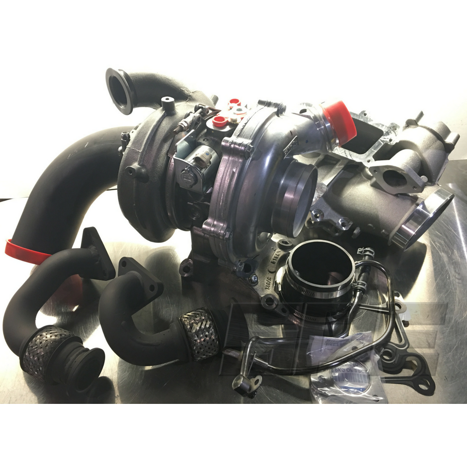 SPE 15 Retrofit Turbo Kit