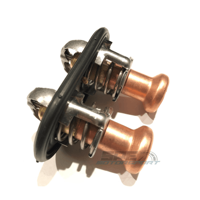 SPE 6.7L Powerstroke Low Temp, High Flow Thermostat