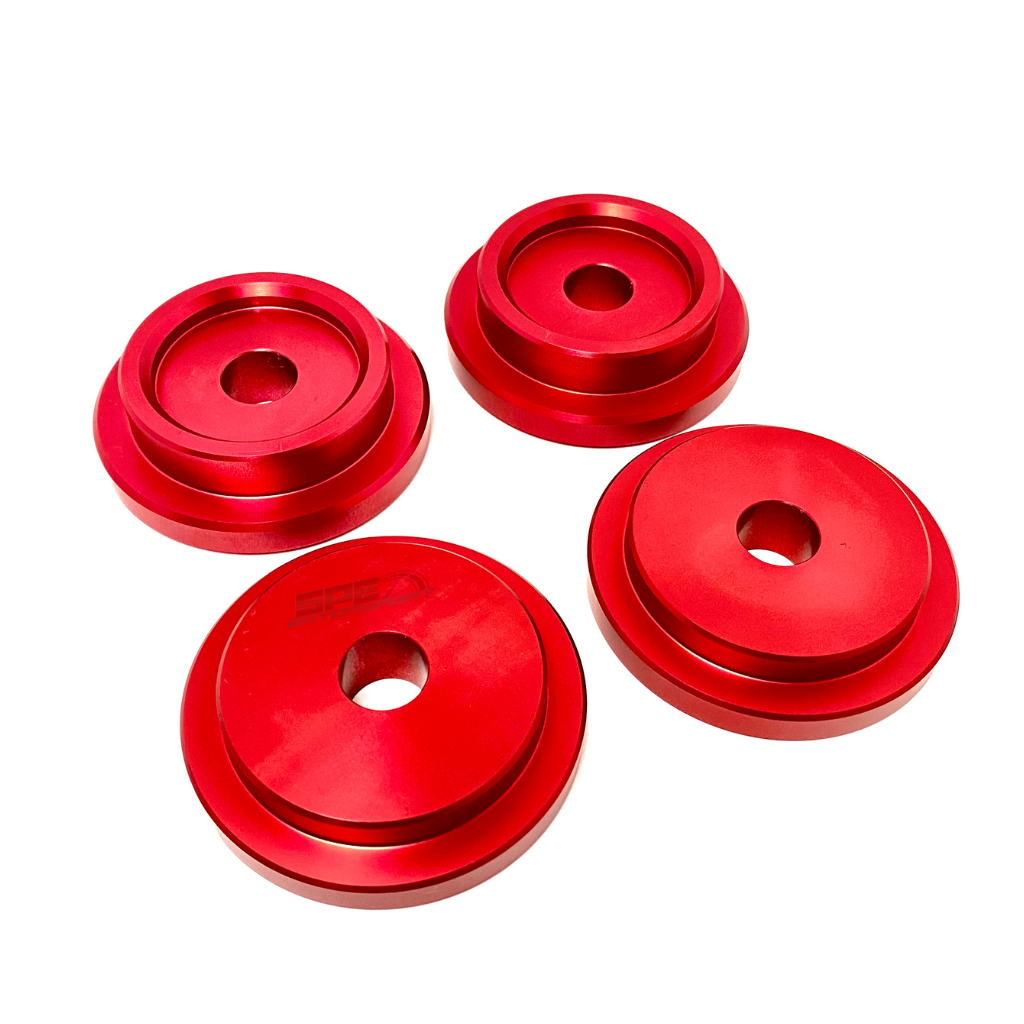 SPE Motorsport S550 Billet Differential Bushing Kit