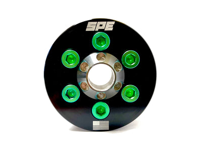 SPE 2020+ GT500 Pulley Kit with Stainless Hub & Install Tools