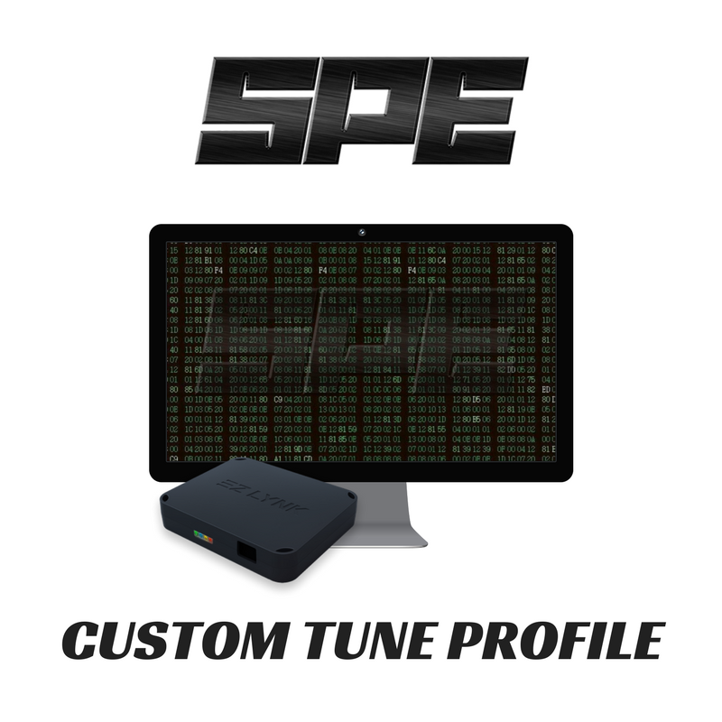 SPE EZ LYNK CUSTOM TUNING FOR 11-19 6.7 POWERSTROKE