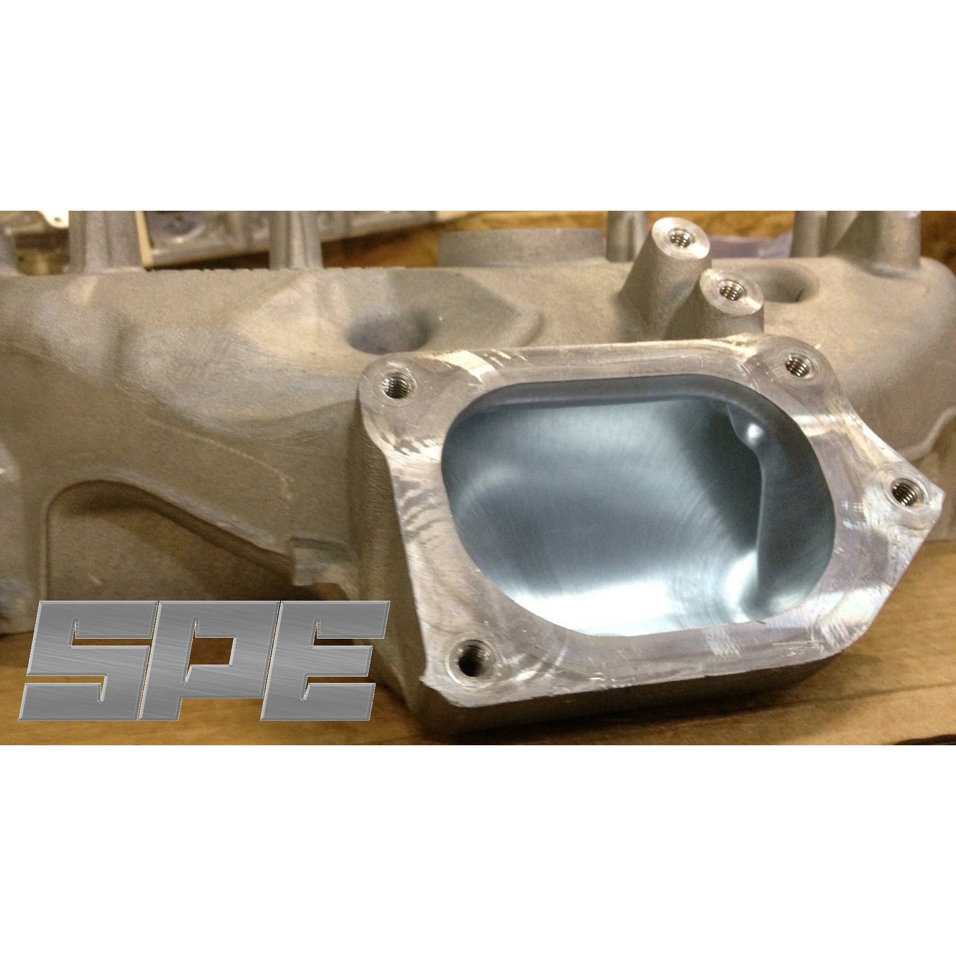 SPE 6.7 AFM ported valve covers