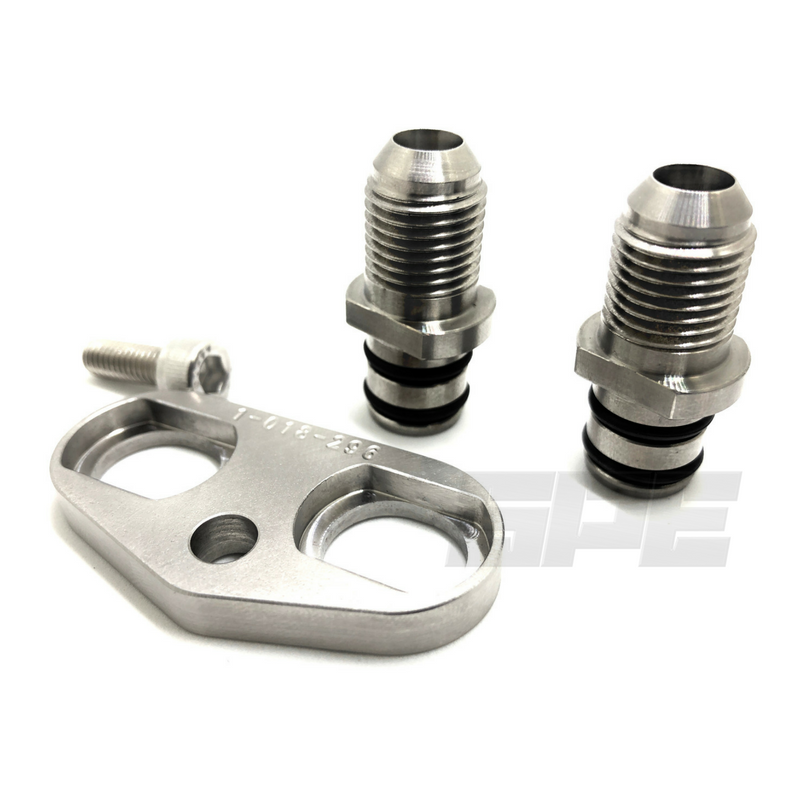 CP4.2 Pump -6 AN Adapter Fittings