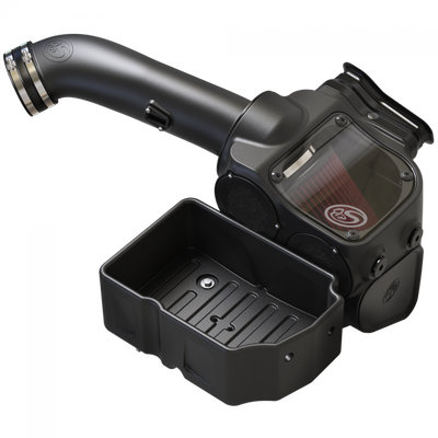 S&B Filters Cold Air Intake- Fits 2017-Present Powerstroke