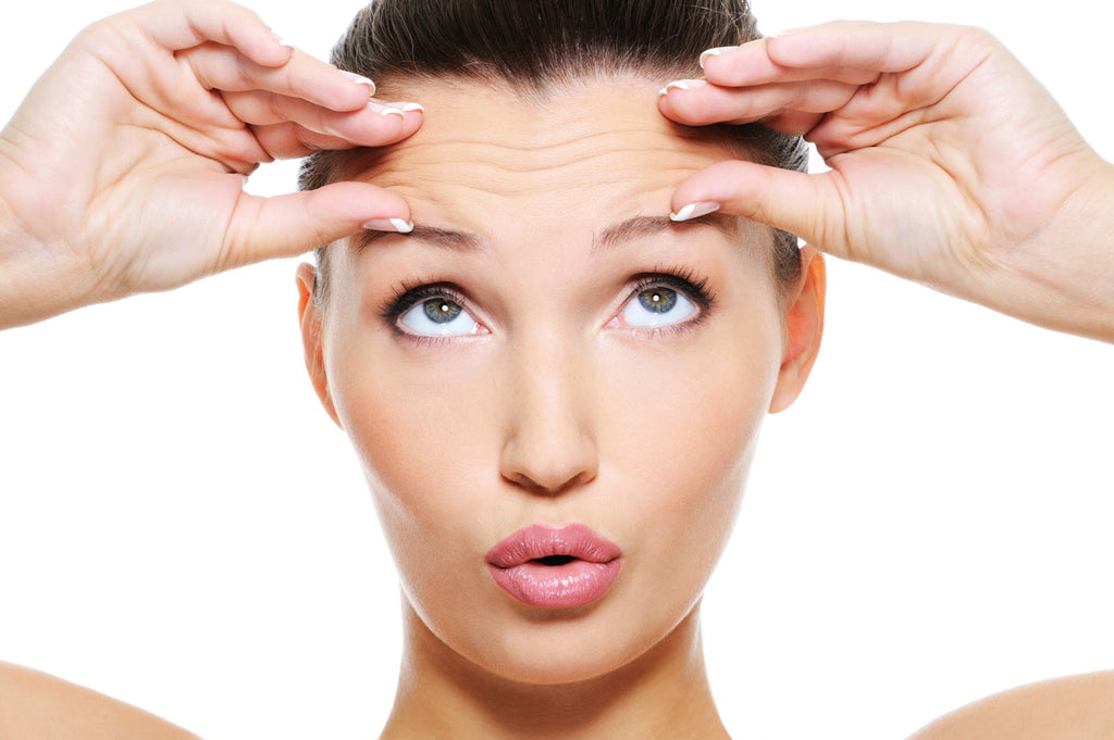 Slow Down Skin Aging Process Naturally