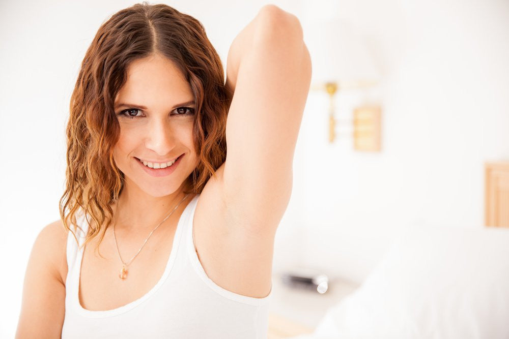 How To Help Your Deodorant Control Bad Odor