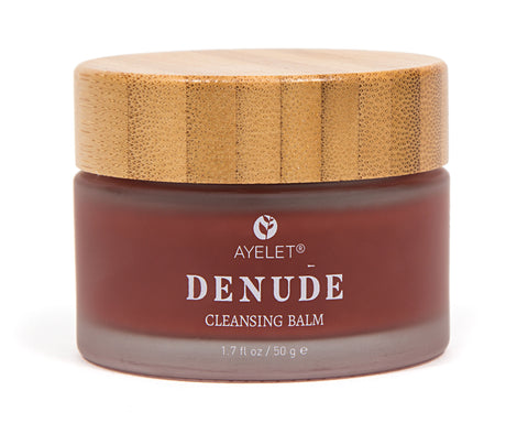 denude rinsable cleansing balm