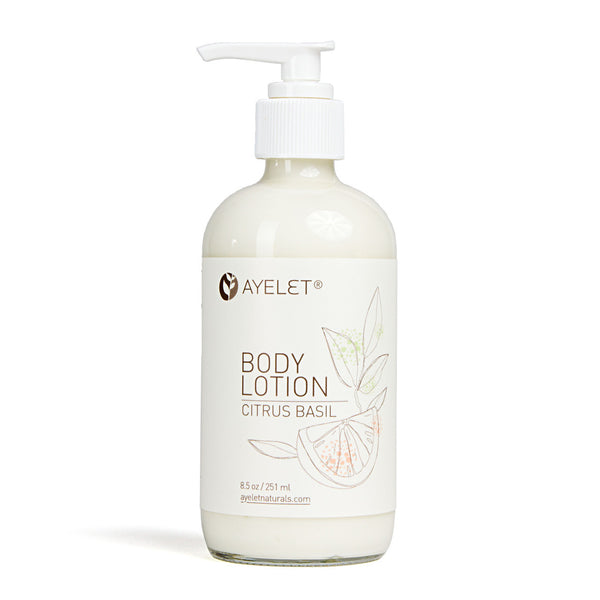 Shea and Aloe Body Lotion Organic