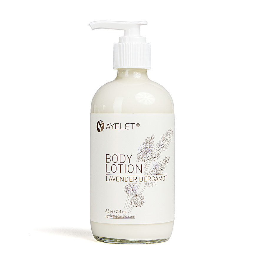 Shea and Hemp Body Lotion 8 OZ